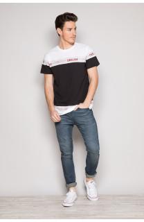 T-Shirt T-SHIRT PERSONAL Homme S19128 (44470) - DEELUXE