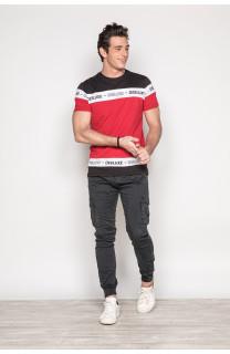 T-Shirt T-SHIRT PERSONAL Homme S19128 (44475) - DEELUXE