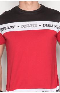 T-Shirt T-SHIRT PERSONAL Homme S19128 (44478) - DEELUXE