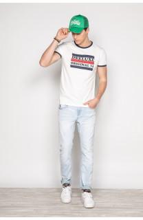 T-Shirt RECORD Homme S19110 (44501) - DEELUXE
