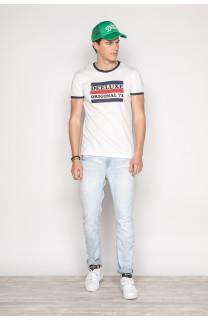 T-Shirt RECORD Homme S19110 (44502) - DEELUXE
