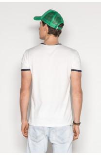 T-Shirt RECORD Homme S19110 (44503) - DEELUXE