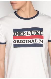 T-Shirt RECORD Homme S19110 (44504) - DEELUXE
