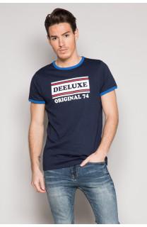 T-Shirt RECORD Homme S19110 (44505) - DEELUXE