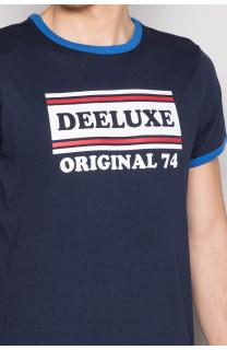 T-Shirt RECORD Homme S19110 (44509) - DEELUXE