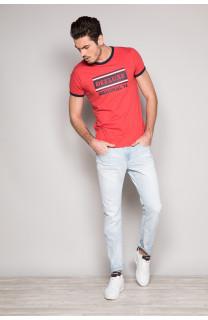 T-Shirt RECORD Homme S19110 (44511) - DEELUXE