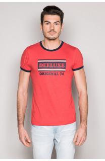 T-Shirt RECORD Homme S19110 (44512) - DEELUXE