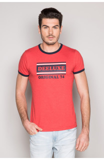 T-Shirt RECORD Homme S19110 (44514) - DEELUXE