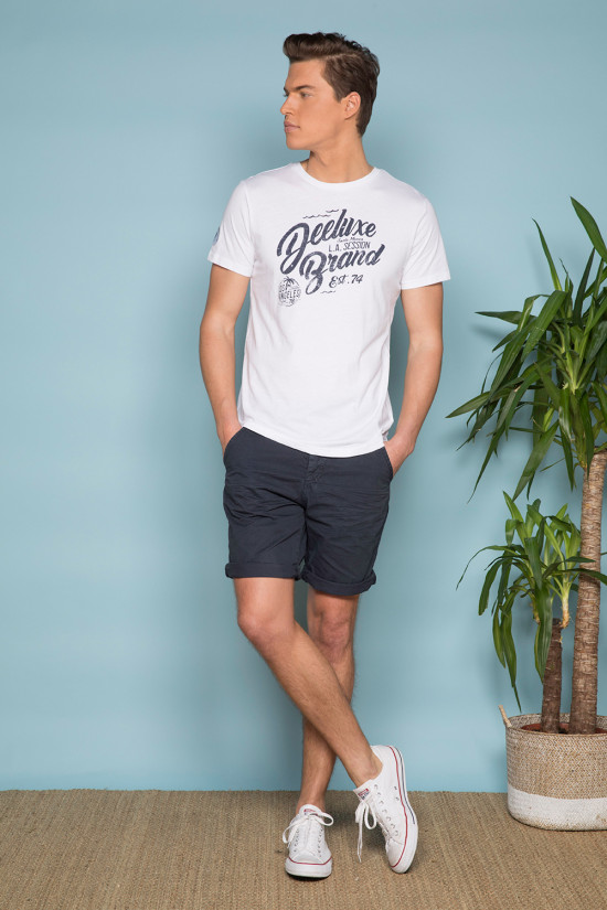T-shirt SESSION Homme Deeluxe
