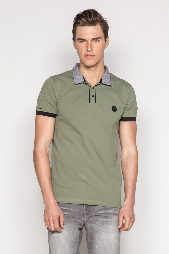 Polo SQUARTER Homme Deeluxe