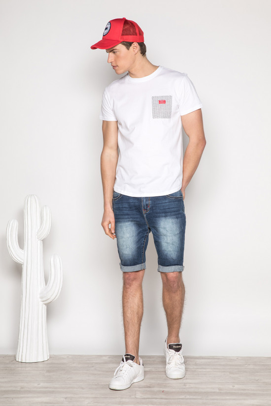 Short STAY Homme S19J807 (44600) - DEELUXE