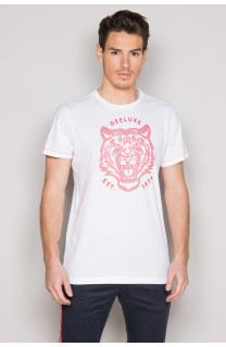T-shirt TIGERO Homme Deeluxe