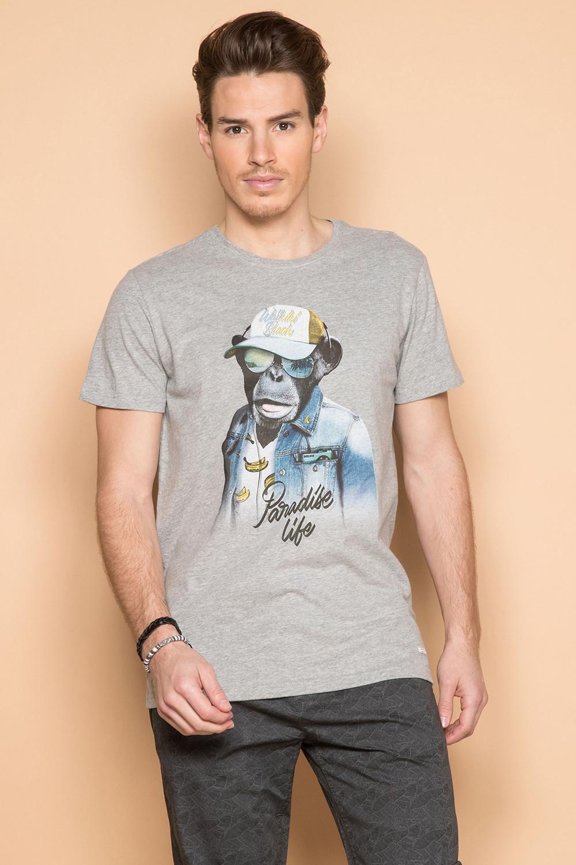 T-Shirt WAIKIKI Homme S191104 (44670) - DEELUXE