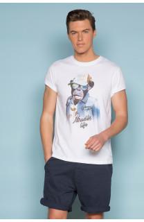 T-Shirt WAIKIKI Homme S191104 (44675) - DEELUXE