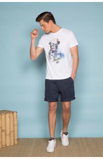 T-Shirt WAIKIKI Homme S191104 (44676) - DEELUXE