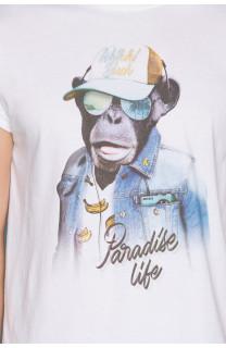T-Shirt WAIKIKI Homme S191104 (44679) - DEELUXE
