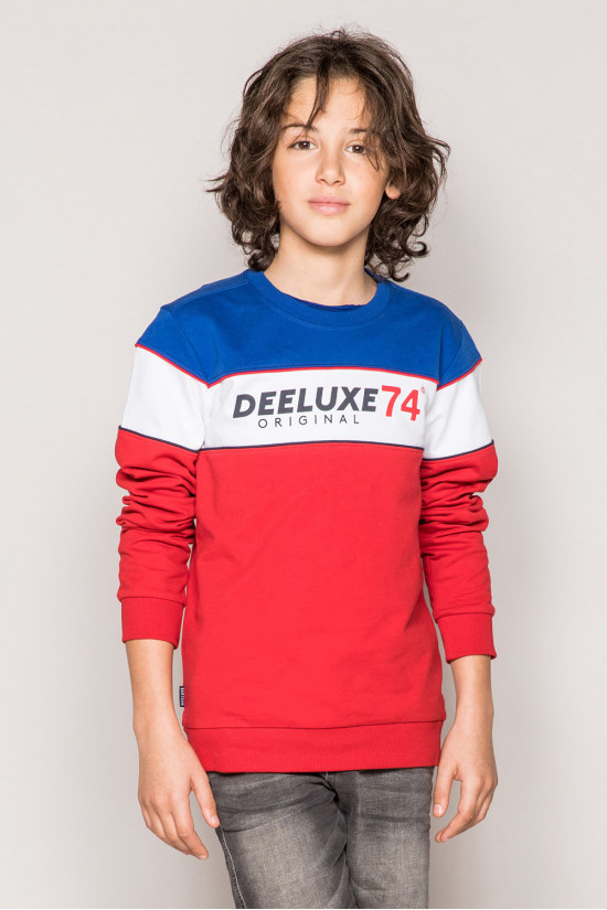 Sweat DRIBBLE Garçon S19517B (44730) - DEELUXE
