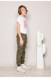 Pantalon PANTALON GARDEN Garçon S197017B (44771) - DEELUXE