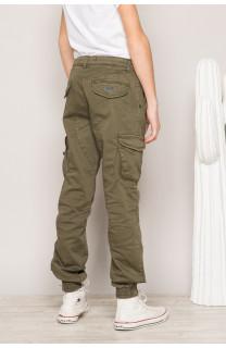 Pantalon PANTALON GARDEN Garçon S197017B (44773) - DEELUXE