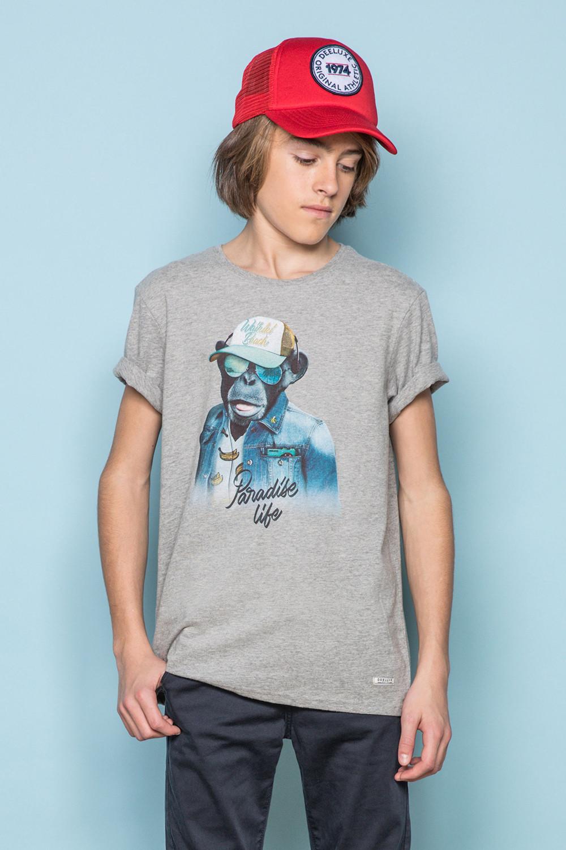 T-Shirt WAIKIKI Garçon S191104B (44785) - DEELUXE