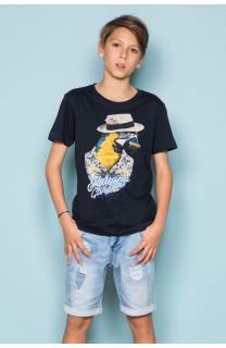 T-Shirt T-Shirt HAVANA Garçon S191108B (44790) - DEELUXE