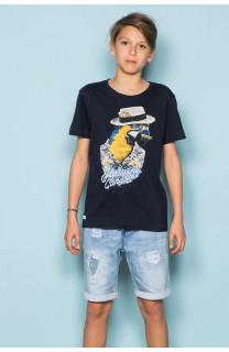 T-Shirt T-Shirt HAVANA Garçon S191108B (44792) - DEELUXE