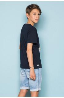 T-Shirt HAVANA Garçon S191108B (44793) - DEELUXE
