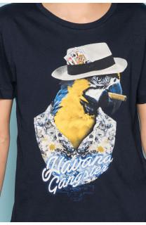 T-Shirt T-Shirt HAVANA Garçon S191108B (44794) - DEELUXE