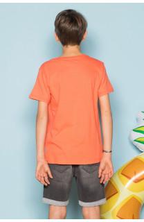 T-Shirt T-Shirt HAVANA Garçon S191108B (44798) - DEELUXE