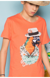 T-Shirt T-Shirt HAVANA Garçon S191108B (44799) - DEELUXE