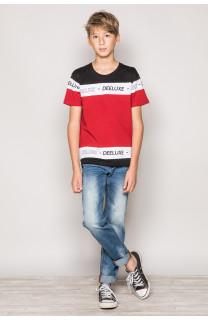 T-Shirt PERSONAL Garçon S19128B (44806) - DEELUXE