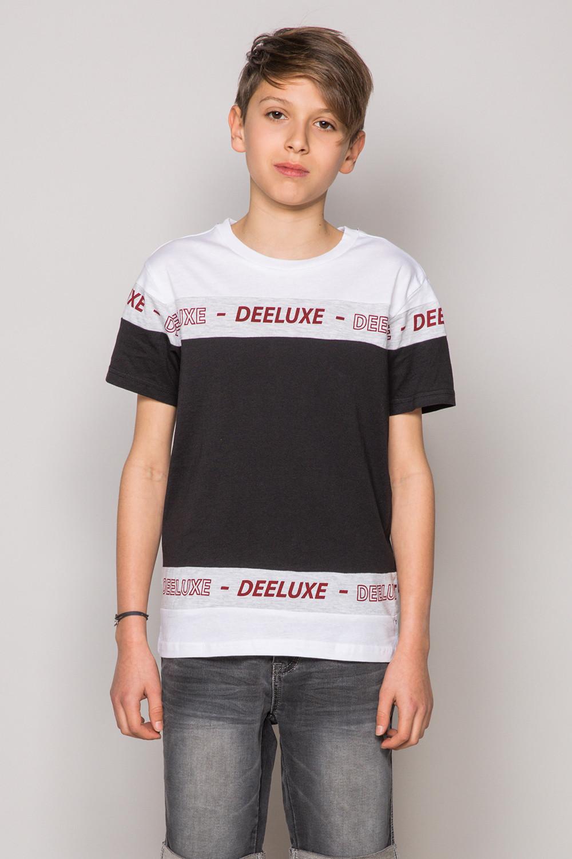 T-Shirt T-Shirt PERSONAL Garçon S19128B (44810) - DEELUXE