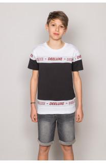 T-Shirt PERSONAL Garçon S19128B (44812) - DEELUXE