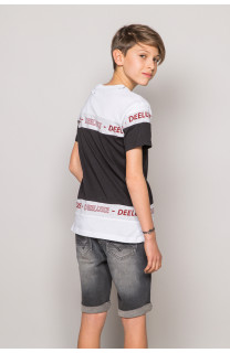 T-Shirt PERSONAL Garçon S19128B (44813) - DEELUXE