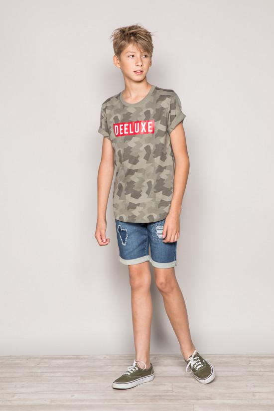 T-Shirt T-SHIRT WEAK Garçon S19147B (44849) - DEELUXE