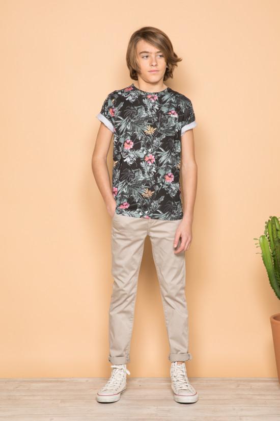 T-Shirt AMAZONIA Garçon S19157B (44863) - DEELUXE
