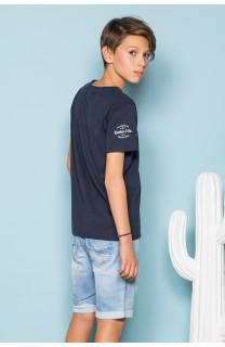 T-Shirt T-Shirt KELVIN Garçon S19173B (44871) - DEELUXE