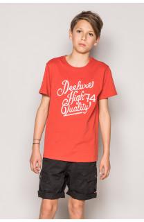T-Shirt T-Shirt KELVIN Garçon S19173B (44873) - DEELUXE