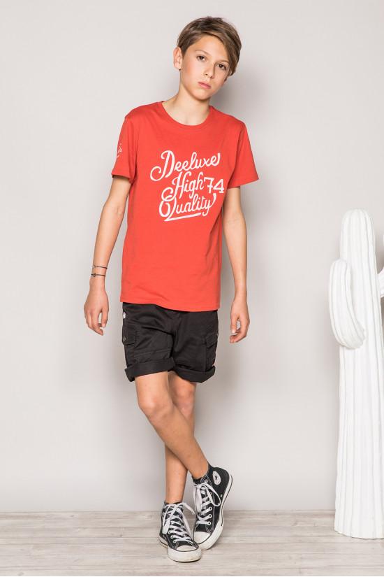 T-Shirt KELVIN Garçon S19173B (44873) - DEELUXE