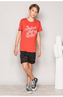 T-Shirt T-Shirt KELVIN Garçon S19173B (44874) - DEELUXE