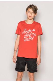 T-Shirt T-Shirt KELVIN Garçon S19173B (44875) - DEELUXE