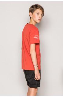 T-Shirt T-Shirt KELVIN Garçon S19173B (44876) - DEELUXE