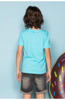 T-Shirt T-Shirt KELVIN Garçon S19173B (44881) - DEELUXE