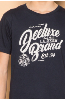 T-Shirt SESSION Garçon S19177B (44892) - DEELUXE