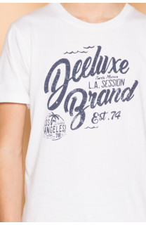 T-Shirt SESSION Garçon S19177B (44897) - DEELUXE