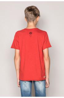 T-Shirt FLAGGY Garçon S19192B (44906) - DEELUXE