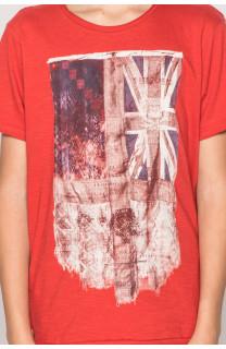 T-Shirt FLAGGY Garçon S19192B (44907) - DEELUXE