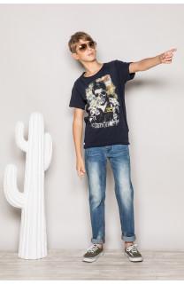 T-Shirt T-Shirt MAVERICK Garçon S19198B (44929) - DEELUXE