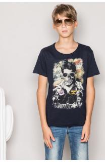 T-Shirt T-Shirt MAVERICK Garçon S19198B (44930) - DEELUXE