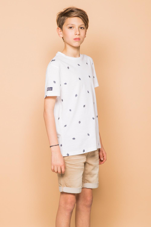 T-Shirt T-Shirt COYOTE Garçon S19105B (45069) - DEELUXE